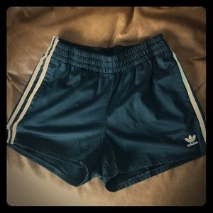 THOSE adidas shorts. Size M